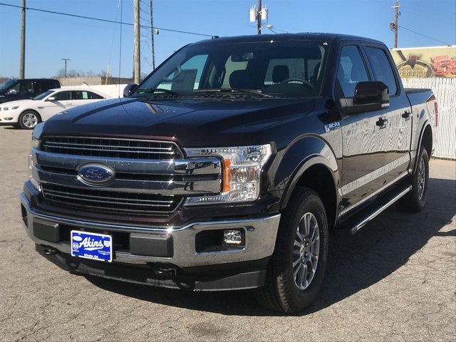 2018 F-150 SuperCrew Cab 4x4,  Pickup #JFB63170 - photo 5