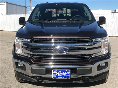 2018 F-150 SuperCrew Cab 4x4,  Pickup #JFB63170 - photo 6