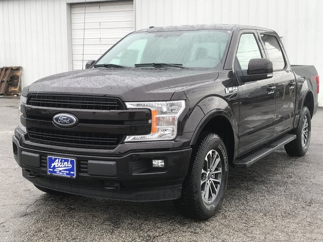 2018 F-150 SuperCrew Cab 4x4,  Pickup #JFB63194 - photo 5