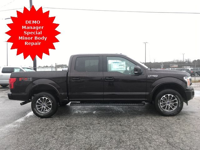2018 F-150 SuperCrew Cab 4x4,  Pickup #JFB63194 - photo 27