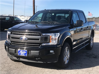 2018 F-150 SuperCrew Cab 4x4,  Pickup #JFB63215 - photo 5