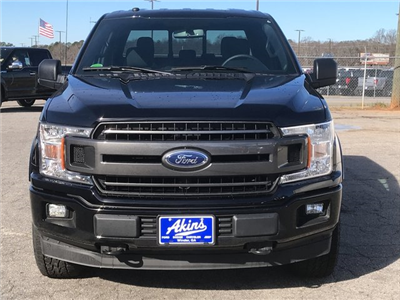 2018 F-150 SuperCrew Cab 4x4,  Pickup #JFB63215 - photo 6