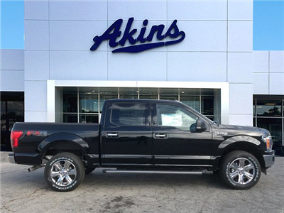 2018 F-150 Crew Cab 4x4, Pickup #JFB73036 - photo 1