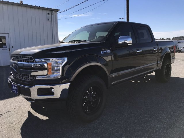 2018 F-150 SuperCrew Cab 4x4,  Pickup #JFB79438 - photo 5