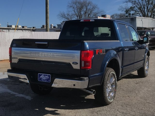 2018 F-150 SuperCrew Cab 4x4,  Pickup #JFB79455 - photo 2