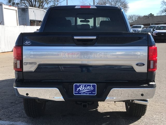 2018 F-150 SuperCrew Cab 4x4,  Pickup #JFB79455 - photo 3
