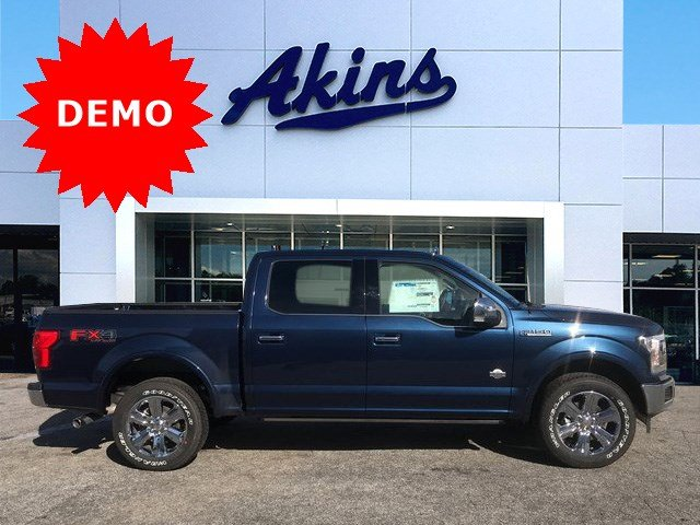 2018 F-150 SuperCrew Cab 4x4,  Pickup #JFB79455 - photo 1