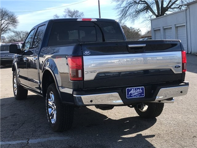 2018 F-150 SuperCrew Cab 4x4,  Pickup #JFB79455 - photo 4