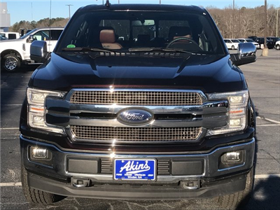 2018 F-150 SuperCrew Cab 4x4,  Pickup #JFB79456 - photo 7