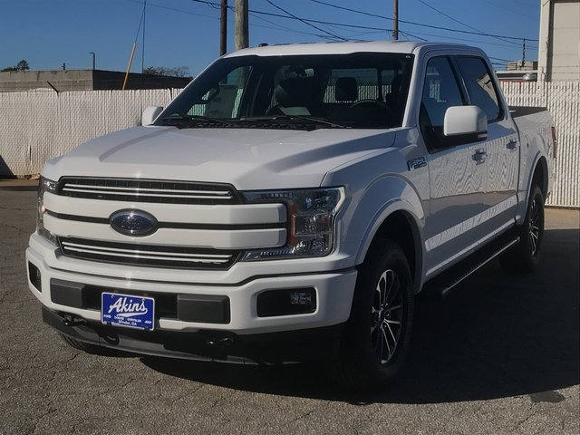 2018 F-150 SuperCrew Cab 4x4,  Pickup #JFB94695 - photo 5