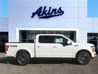 2018 F-150 SuperCrew Cab 4x4,  Pickup #JFB94695 - photo 1
