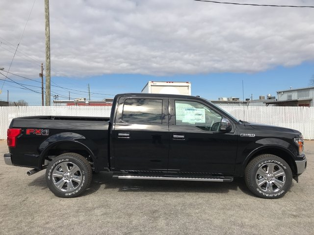 2018 F-150 SuperCrew Cab 4x4,  Pickup #JFB94709 - photo 5