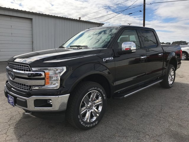 2018 F-150 SuperCrew Cab 4x4,  Pickup #JFB94709 - photo 4