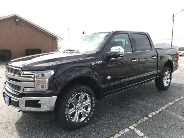 2018 F-150 Crew Cab 4x4, Pickup #JFB94714 - photo 3