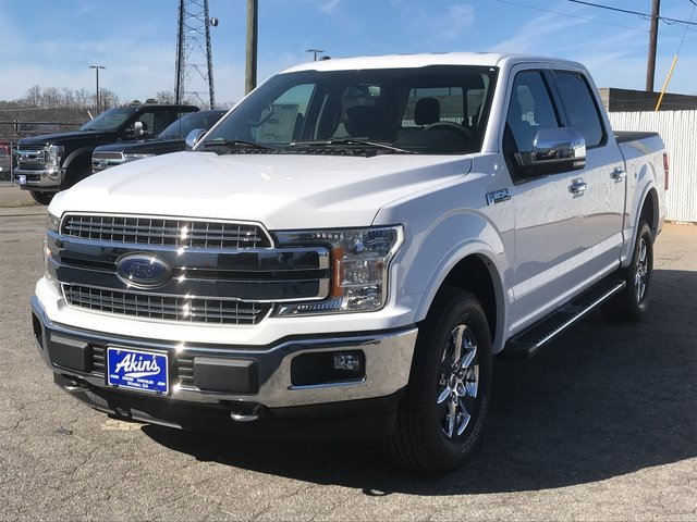2018 F-150 Crew Cab 4x4, Pickup #JFB94725 - photo 5