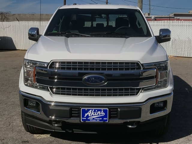 2018 F-150 Crew Cab 4x4, Pickup #JFB94725 - photo 6