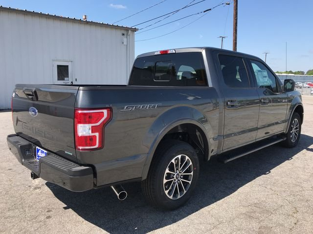 2018 F-150 SuperCrew Cab,  Pickup #JFC38627 - photo 2