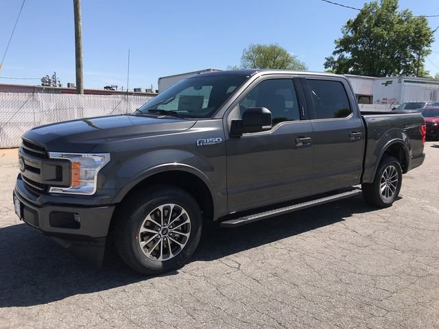 2018 F-150 SuperCrew Cab,  Pickup #JFC38627 - photo 5