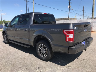 2018 F-150 SuperCrew Cab,  Pickup #JFC38627 - photo 4