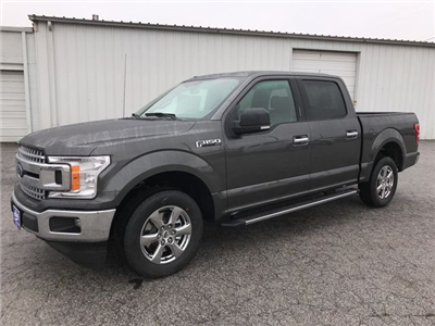 2018 F-150 SuperCrew Cab, Pickup #JFC38630 - photo 6