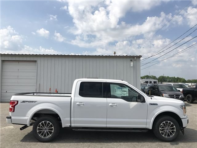 2018 F-150 SuperCrew Cab,  Pickup #JFC38631 - photo 4