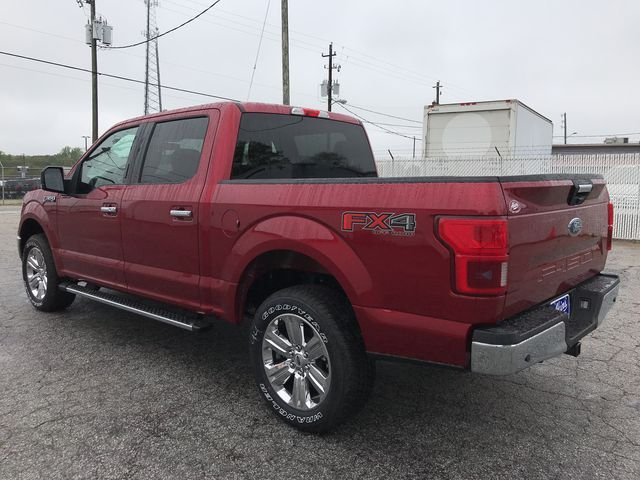 2018 F-150 SuperCrew Cab 4x4, Pickup #JFC51788 - photo 4