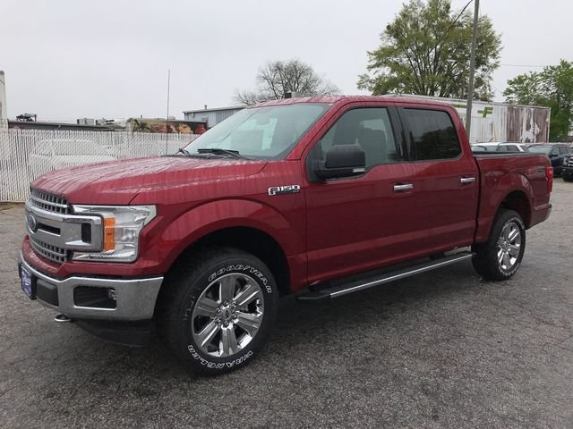2018 F-150 SuperCrew Cab 4x4, Pickup #JFC51788 - photo 5