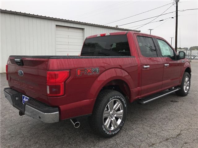 2018 F-150 SuperCrew Cab 4x4, Pickup #JFC51788 - photo 2