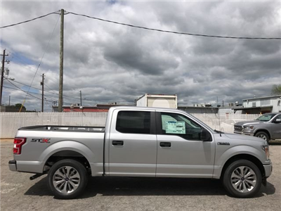 2018 F-150 SuperCrew Cab,  Pickup #JFC76166 - photo 5