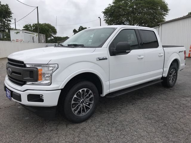 2018 F-150 SuperCrew Cab,  Pickup #JFC98203 - photo 6