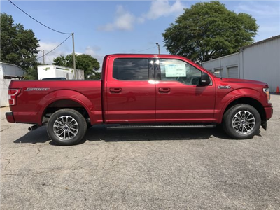 2018 F-150 SuperCrew Cab 4x2,  Pickup #JFC98206 - photo 24