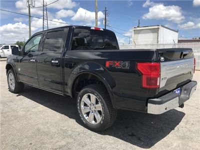 2018 F-150 SuperCrew Cab 4x4,  Pickup #JFD01718 - photo 4