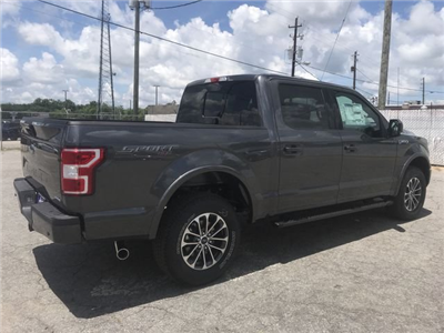 2018 F-150 SuperCrew Cab 4x4,  Pickup #JFD09793 - photo 2