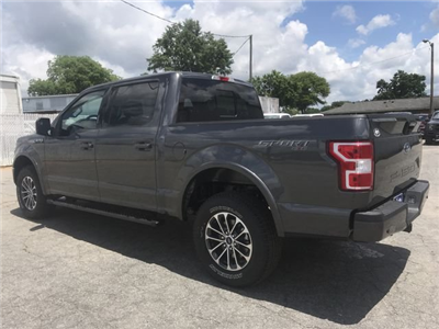 2018 F-150 SuperCrew Cab 4x4,  Pickup #JFD09793 - photo 4