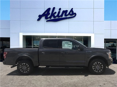 2018 F-150 SuperCrew Cab 4x4,  Pickup #JFD09793 - photo 1