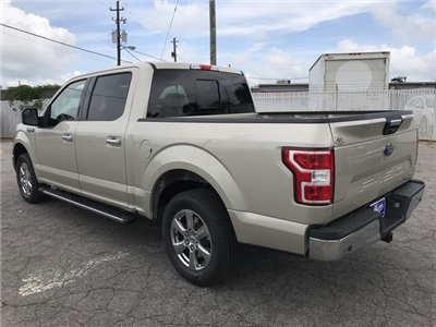 2018 F-150 SuperCrew Cab 4x2,  Pickup #JFD23657 - photo 4