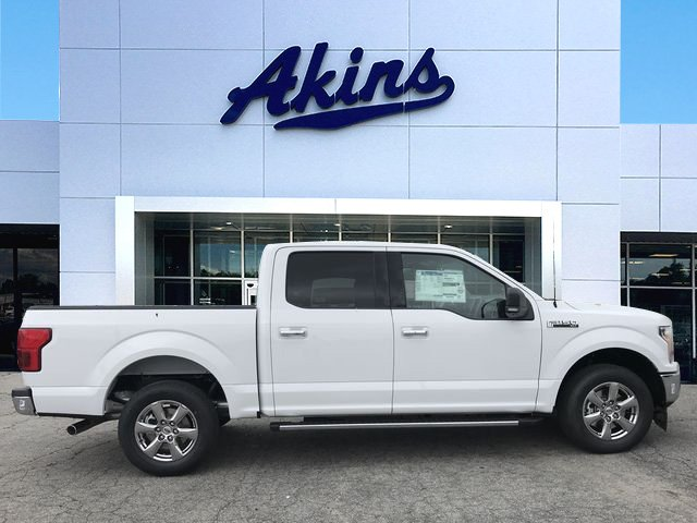 2018 F-150 SuperCrew Cab 4x2,  Pickup #JFD23664 - photo 1