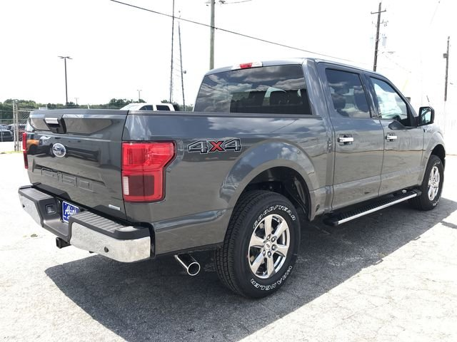 2018 F-150 SuperCrew Cab 4x4,  Pickup #JFD23670 - photo 2