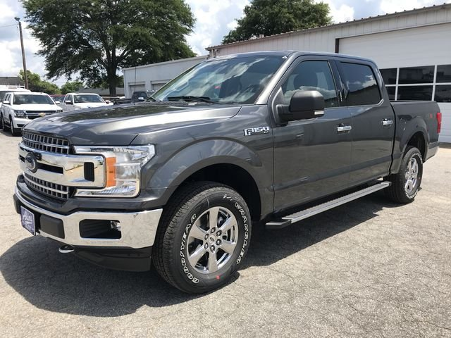 2018 F-150 SuperCrew Cab 4x4,  Pickup #JFD23670 - photo 5