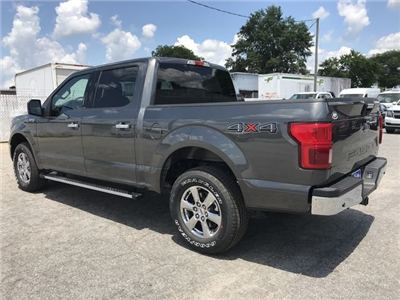 2018 F-150 SuperCrew Cab 4x4,  Pickup #JFD23670 - photo 4