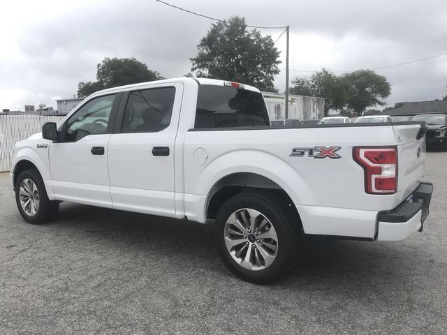 2018 F-150 SuperCrew Cab 4x2,  Pickup #JFE36636 - photo 4