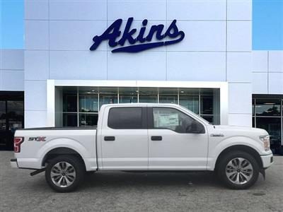 2018 F-150 SuperCrew Cab 4x2,  Pickup #JFE36636 - photo 1