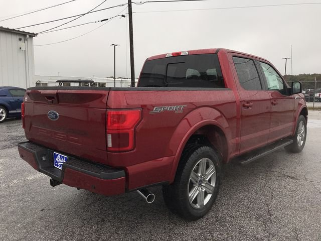 2018 F-150 SuperCrew Cab 4x4,  Pickup #JFE57194 - photo 2