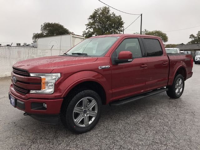 2018 F-150 SuperCrew Cab 4x4,  Pickup #JFE57194 - photo 5