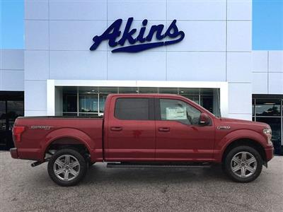 2018 F-150 SuperCrew Cab 4x4,  Pickup #JFE57194 - photo 1