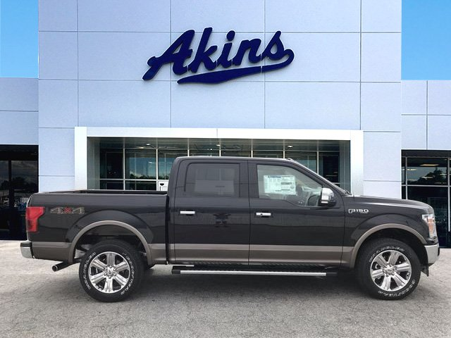 2018 F-150 SuperCrew Cab 4x4,  Pickup #JFE57207 - photo 1