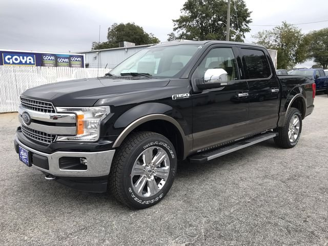 2018 F-150 SuperCrew Cab 4x4,  Pickup #JFE57207 - photo 5