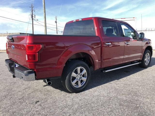 2018 F-150 SuperCrew Cab 4x2,  Pickup #JFE73133 - photo 5
