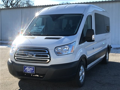 2018 Transit 350 Passenger Wagon #JKA34097 - photo 5