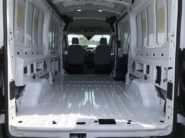2018 Transit 250 Med Roof 4x2,  Empty Cargo Van #JKA62657 - photo 2